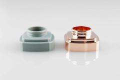 Electro-plated-plastic-finishes-Electroplating-treatment-Perfume-caps